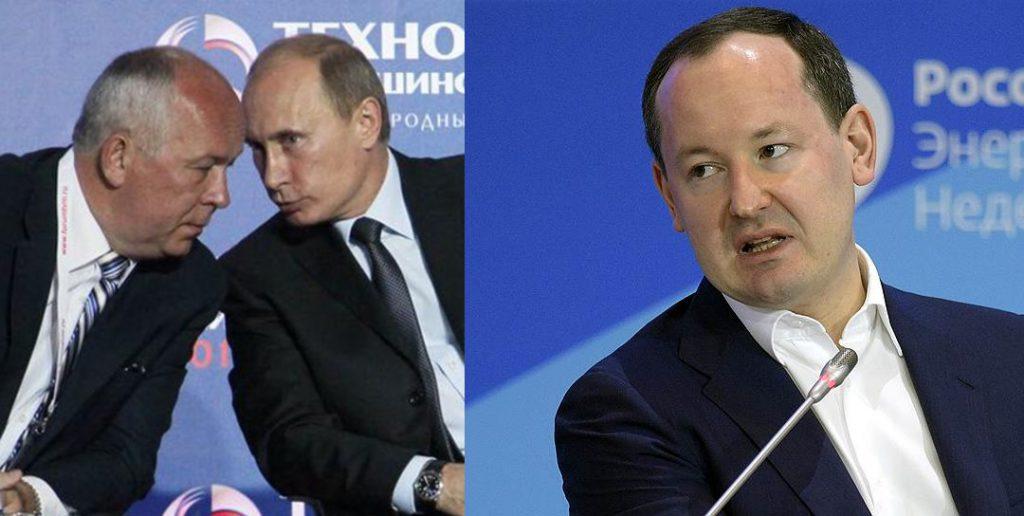 Ливинский, Путин и Чемезов